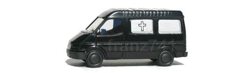 PKWs-Rietze-16017-Ford-Transit-Bestattungswagen-schwarz