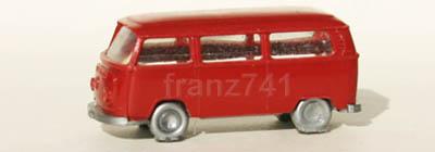 PKWs-Wiking-910-8x-xx-VW-Kombi-T2-bordeaux