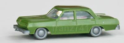 PKWs-Wiking-914-8x-xx-Opel-Admiral-64-gruen
