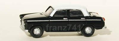 PKWs-tomytec-cc1-11-Datsun-Bluebird-schwarz-weiss