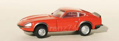 PKWs-tomytec-cc3-48-Nissan-Fairlady-240ZG-rot