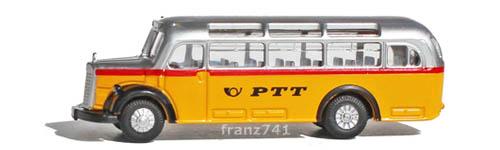 Lemke-Minis-LC3113-MB-O3500-PTT-Bus-Posthorn-und-PTT-Logo-schwarz