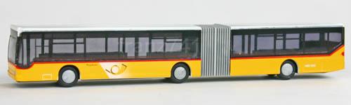 Rietze-16140-MB-Citaro-G-PTT-Gelenk-Bus-Posthorn-Logo-neu