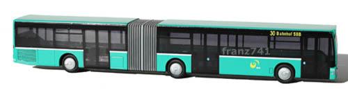 Rietze-16958-MB-Citaro-G-Basel-BVB-Linie-30-Ziel-Bahnhof-SBB