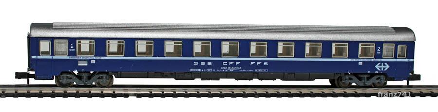 Arnold-3264-UIC-Liegewagen-SBB-2Klasse