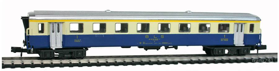 Arnold-3712-EW-I-Personenwagen-BLS-1Klasse