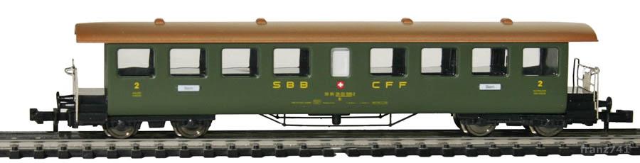 Eriam-240-Personenwagen-SBB-2Klasse