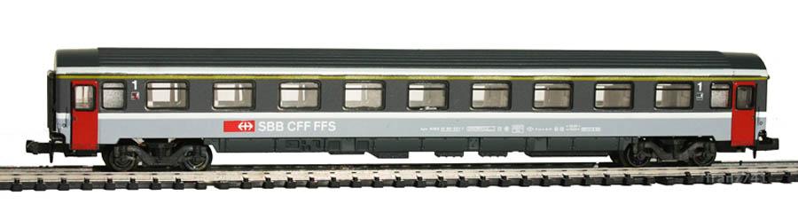 Ibertren-6261-Personenwagen-SBB_1Klasse