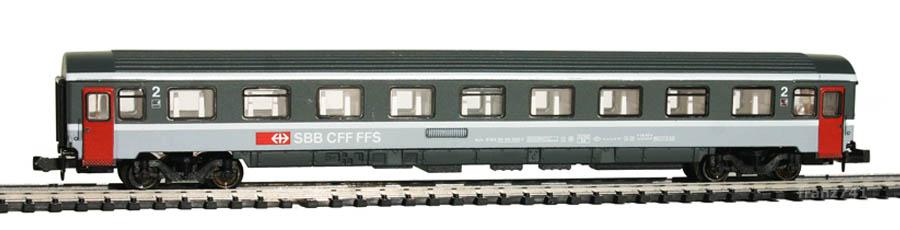 Ibertren-6262-Personenwagen-SBB_2Klasse