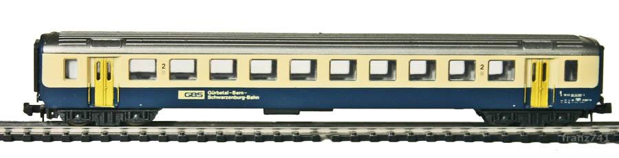Lima-163947-EW-I-Personenwagen-GBS-BLS-2Klasse