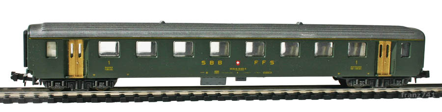 Lima-320328-S01-EW-I-Personenwagen-SBB-1Klasse