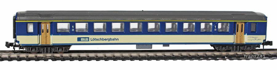 Lima-320330-EW-I-Personenwagen_BLS_1Klasse