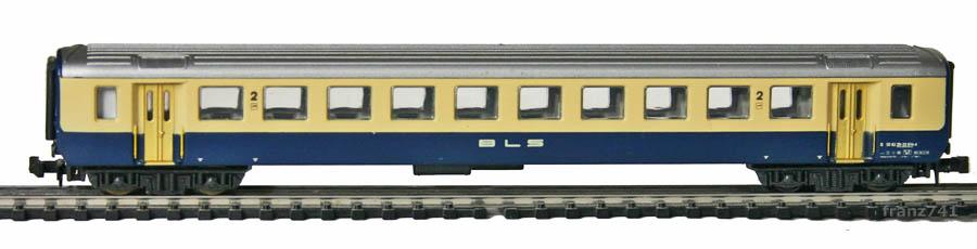 Lima-320802-EW-I-Personenwagen-BLS-2Klasse