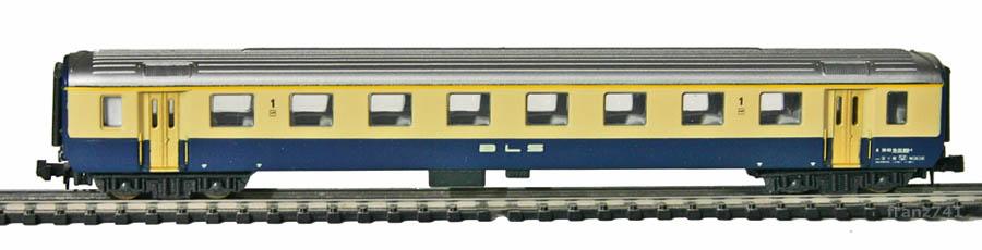 Lima-320803-EW-I-Personenwagen-BLS-1Klasse