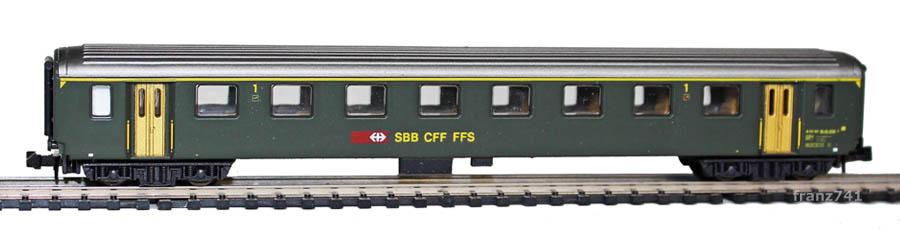 Lima-320810-EW-I-Personenwagen-SBB-1Klasse