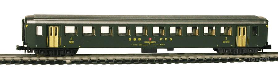 Lima-320813-EW-I-Personenwagen-SBB-2Klasse