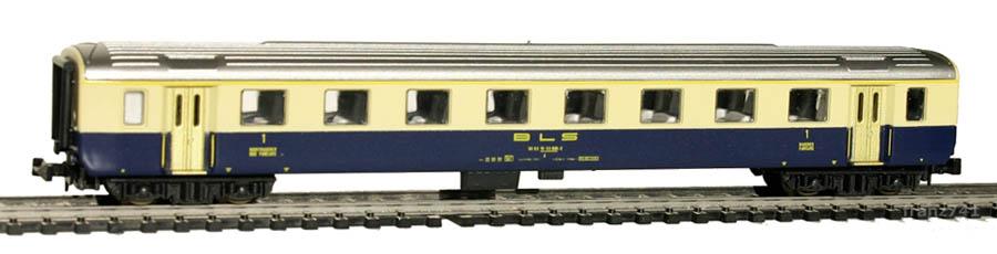 Lima-320815-EW-I-Personenwagen-BLS-1Klasse