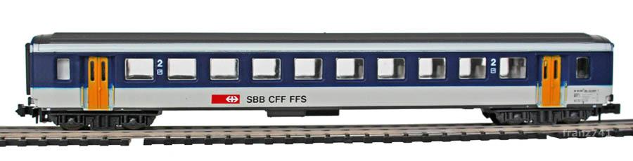 Lima-320830-EW-I-Personenwagen-SBB-NPZ-2Klasse