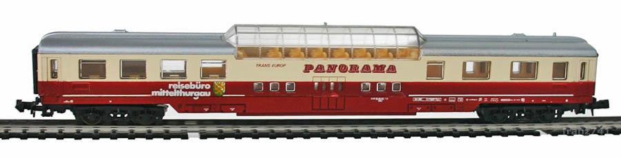 Lima-320880-Reisebuero-MThB-Aussichtswagen