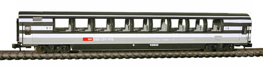 Minitrix-13367-Panoramawagen-SBB