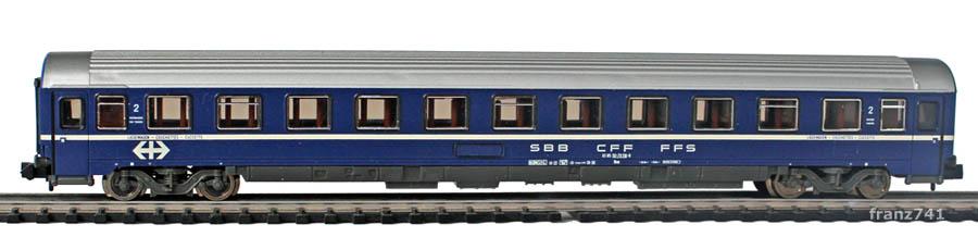 Roco-24466-Liegewagen-2Klasse-SBB