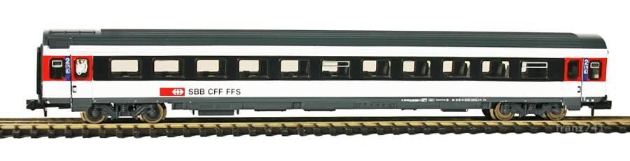 Roco-24503-ICN-Personenwagen-SBB-2Klasse