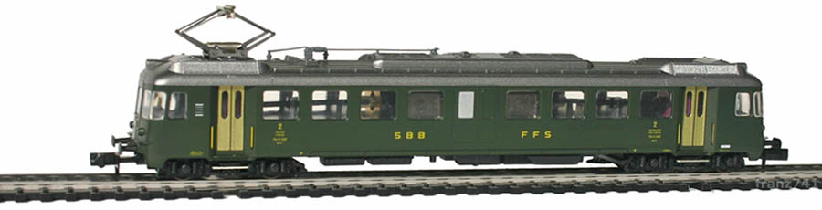 Arnold-2381-RBe-4-4-1401-Personen-Triebwagen-SBB