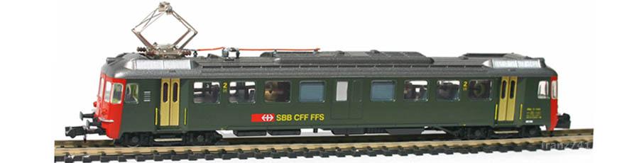 Arnold-2385-RBe-4-4-1403-Personen-Triebwagen-SBB