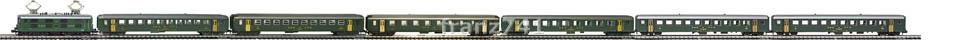 Epoche-III-SBB-Personenzug_Re-4-4-I-Elok-EW-I-EW-II-Wagen-altes-Logo_klein