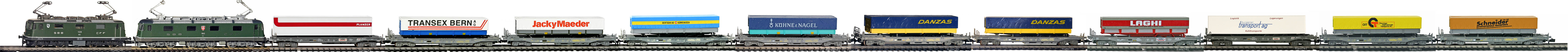 Epoche-IV-SBB-HUPAC-Auflieger-Gueterzug_Re-10-10-Elok-Taschenrwagen-Typ-Sdkmms