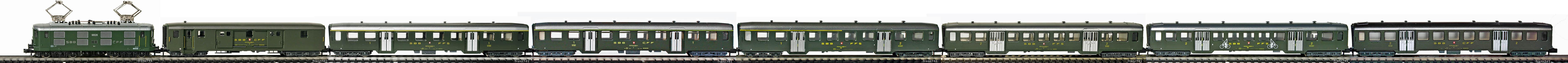 Epoche-IV-SBB-Personenzug_Re-4-4-I-Elok-Leichtstahlwagen-AR