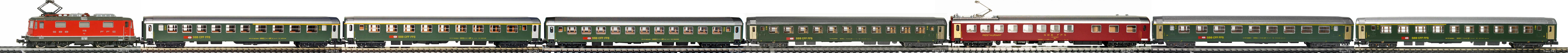 Epoche-IV-SBB-UIC-Personenzug_Re-4-4-II-Elok-UIC-Wagen-neues-Logo
