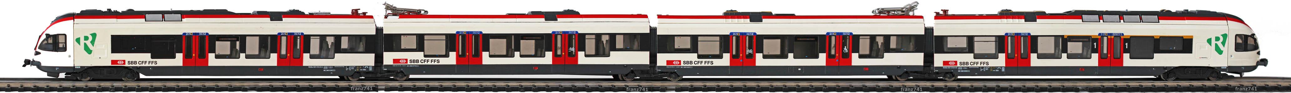 Epoche-V-SBB-FLIRT-RABe-521-Regional-Triebwagenzug-S-Bahn-Basel