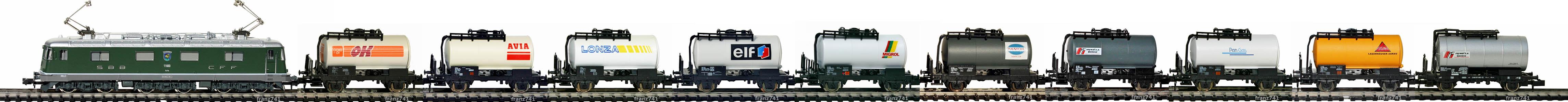 Epoche-V-SBB-Zugskomposition-Gueterwagen-Kesselwagen-Typ-Z
