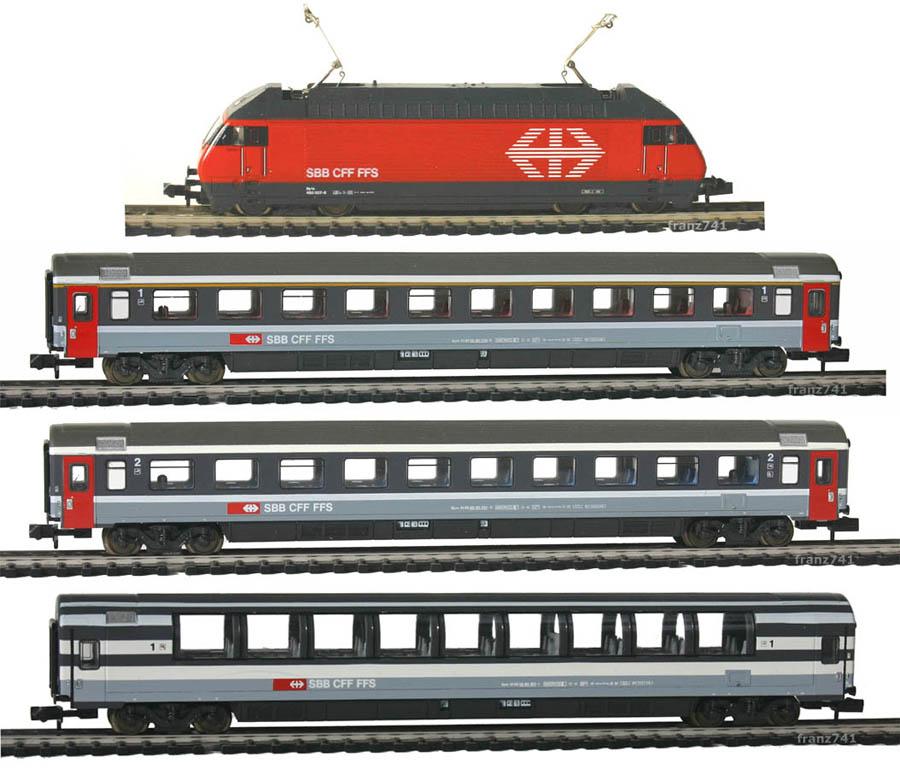 Minitrix-71460-EC-Zugset-SBB