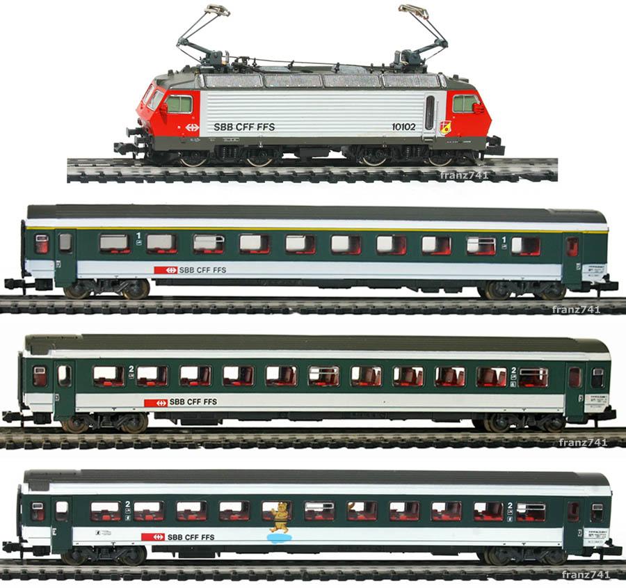 Zugset-Roco-21027-EW-IV-Zugset-SBB